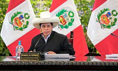 Presidente de Perú, Pedro Castillo