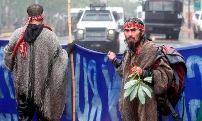 Presidente de Chile ordena militarizar los territorios mapuches
