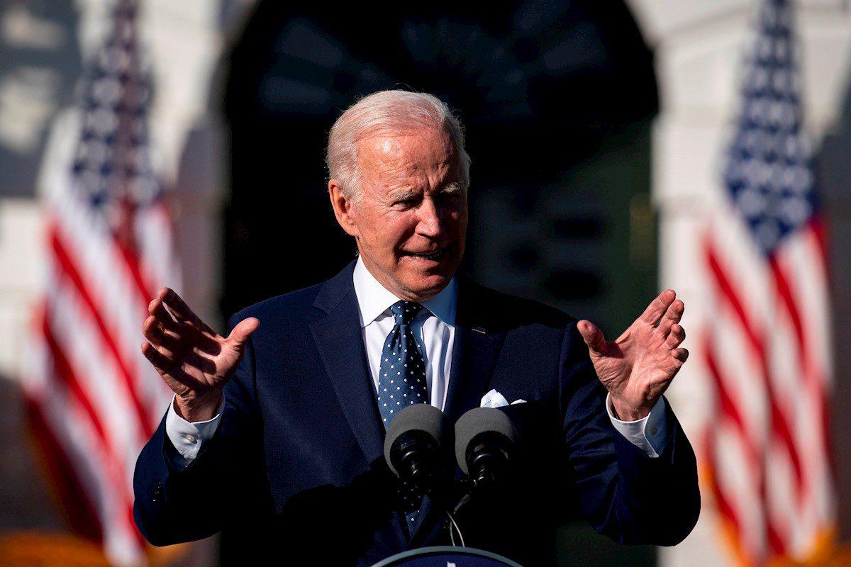 Joe Biden /EFE